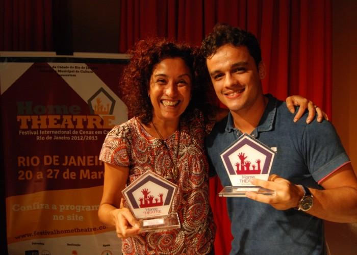 Vencedores da Mostra Competitiva